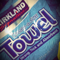 Kirkland Signature Premium Big Roll Paper Towels 12-roll, 160 Sheets Per Roll [1] uploaded by Kimberly C.