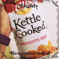 LAY'S® Kettle Cooked Mesquite BBQ Flavored Potato Chips uploaded by K C A.