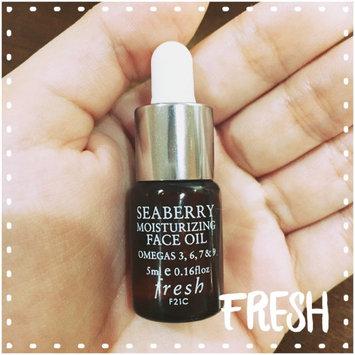 Photo of fresh Seaberry Moisturizing Face Oil uploaded by Brigée M.