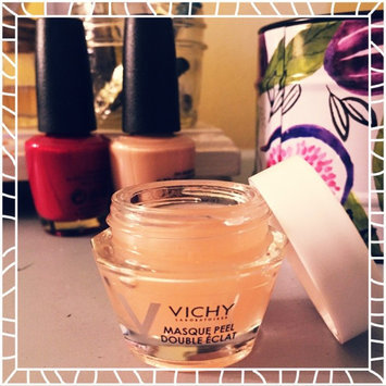 Vichy Double Glow Facial Peel Mask uploaded by Grace R.