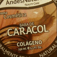 Andes Nature Cosmetic Snail Extract Cream uploaded by Claudia T.