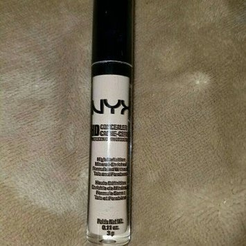 NYX Cosmetics HD Photogenic Concealer Wand uploaded by Ashley B.