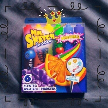 Mr. Sketch Scented Washable Markers uploaded by Holly D.