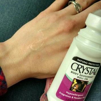 Crystal Body Deodorant Roll-On uploaded by Jamy J.