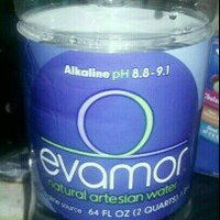 Evamor Natural Artesian Water uploaded by Dusty J.