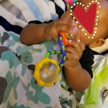 Bright Products, Inc. Bright Starts Rattle and Shake Barbell Teether uploaded by Adrii F.