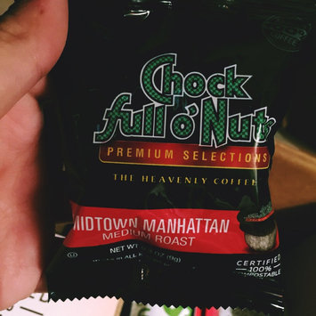 Photo of Chock Full O' Nuts Original Roast Ground Coffee uploaded by Brittany W.