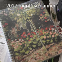 2017 Academic Year Color Me Monthly Simplicity Planner uploaded by Mary M.