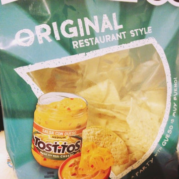 Photo of Tostitos® Restaurant Style Tortilla Chips uploaded by Kristina S.