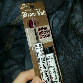 Photo of Hard Candy Brow Ink 24HR Brow Stain uploaded by Soph