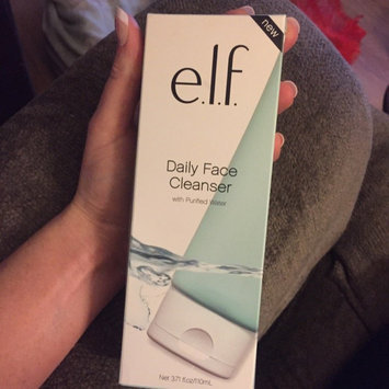 e.l.f. Daily Face Cleanser uploaded by Stacey B.