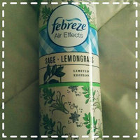 Air Effects Febreze Air Effects Sage Lemongrass Air Freshener (1 Count, 9.7 Oz) uploaded by Liz R.