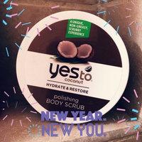 Yes To Coconut Polishing Body Scrub uploaded by Maria N.