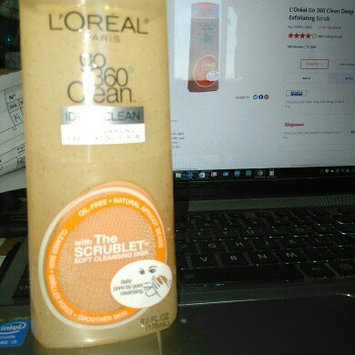 L'Oréal Go 360 Clean Deep Exfoliating Scrub uploaded by NATHALY R.