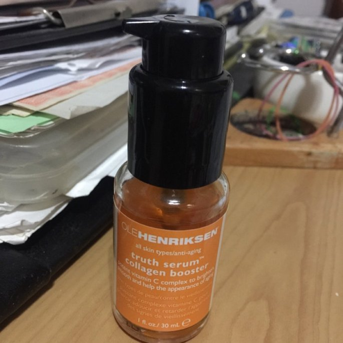 Ole Henriksen Truth Serum uploaded by Paige d.