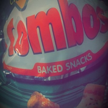 Combos Baked Snacks Pizzeria Pretzel uploaded by Jessie A.