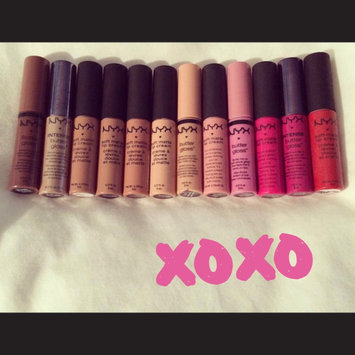 NYX Xtreme Lip Cream uploaded by Heather S.
