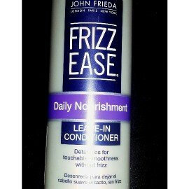 John Frieda Frizz-Ease Daily Nourishment Leave-In Conditioning Spray uploaded by Alicia L.