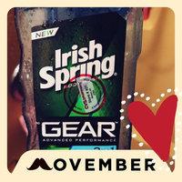 Irish SpringGEAR3 in 1 Body+Hair+Face Wash uploaded by Samantha  J.