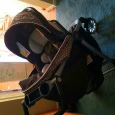 Photo of Chicco Bravo Trio Travel System - Lilla - 1 ct. uploaded by Amanda M.