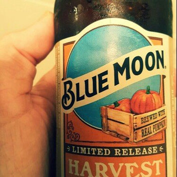 Photo of Blue Moon Seasonal Collection Harvest Pumpkin Ale uploaded by Heather C.