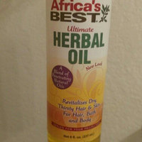 Africa's Best AFRICAS BEST 8Floz Ultim Herbal Oil uploaded by Georgia T.