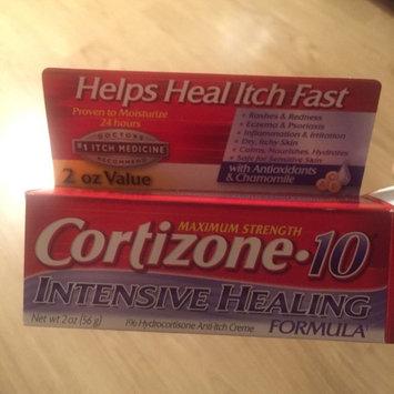 Cortizone 10 Hydrocortisone Anti-Itch Creme uploaded by Cécile F.