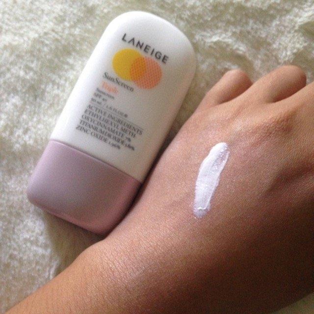 Laneige Triple Sunscreen SPF 40 - 50 ml uploaded by Antheia N.