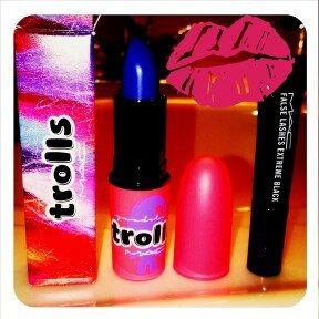 MAC Good Luck Trolls Lipstick Collection uploaded by Christina C.