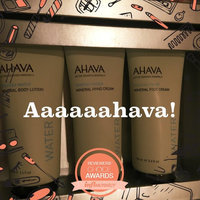 AHAVA Dermud Intensive Foot Cream Dry and Sensitive Skin Relief uploaded by Deb M.