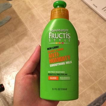 Garnier Fructis Style Sleek & Shine Anti-Humidity Smoothing Milk uploaded by Jennifer Y.