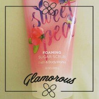 Bath & Body Works Signature Collection SWEET PEA Foaming Sugar Scrub uploaded by Alexandra C.