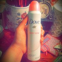 Dove Dry Spray Antiperspirant, Clear Tone Skin Renew, 3.8 oz uploaded by Alexia S.