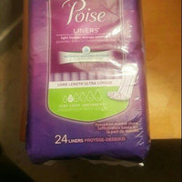 Poise Very Light Absorbency Long Length Liners - 24 CT uploaded by Darrellynn T.