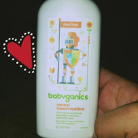 Babyganics Natural Insect Repellent Deet-Free uploaded by MELISSA Y.
