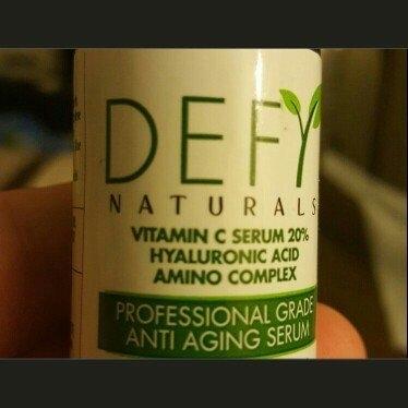 Vitamin C Serum - Antioxidant Treatment - Advanced Plant Stem Cells - Natural & Organic Ingredients - Incl. Organic Rosehip Oil & Sea Buckthorn Oil - 1.18 Oz uploaded by Joy H.