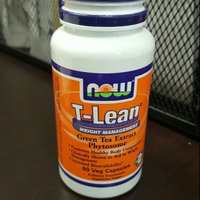 Now Foods, T-Lean Weight Management 120 Vcaps uploaded by Sehar A.