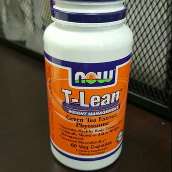 Photo of Now Foods, T-Lean Weight Management 120 Vcaps uploaded by Sehar A.