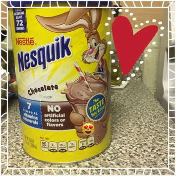 Photo of Nestlé® NESQUIK® Strawberry Flavored Powder 1.9 lb. Canister uploaded by Sophy T.