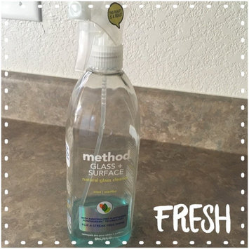 Photo of method Glass + Surface Cleaner uploaded by Amada G.