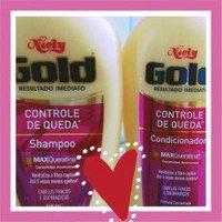 Niely Gold Chocolate Max Keratin Shampoo 300ml uploaded by Simone P.