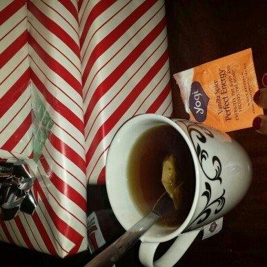 Yogi Tea Vanilla Spice Perfect Energy uploaded by brittany w.