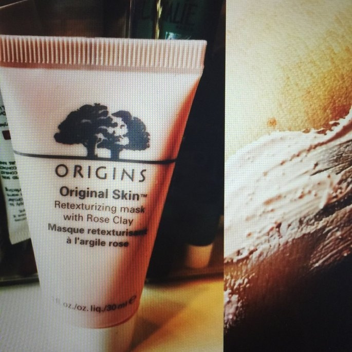 Origins Original Skin Retexturing Mask with Rose Clay, 3.4 oz uploaded by Kelly D.
