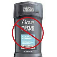 Dove Beauty Clean Comfort Deodorant for Men uploaded by LaBrisha B.