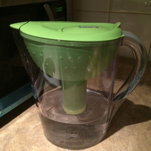 Brita Pacifica Water Filter Pitcher uploaded by Frish Q.