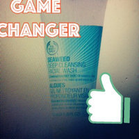The Body Shop Seaweed Purifying Facial Cleanser uploaded by Chandra D.