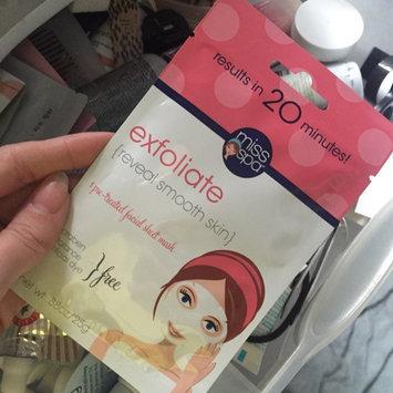 Photo of Miss Spa exfoliate Sheet Face Mask-1 Mask Pack uploaded by Jennifer H.