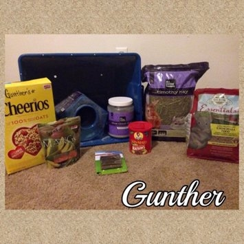 Oxbow Essentials Chinchilla Deluxe - 5 lb uploaded by Maegan G.