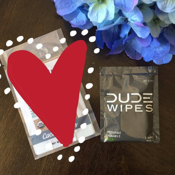 Dude Wipes Personal Wipes uploaded by Vanna L.