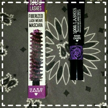 Hard Candy 1000 Lashes Fiber Mascara uploaded by Ysaura B.